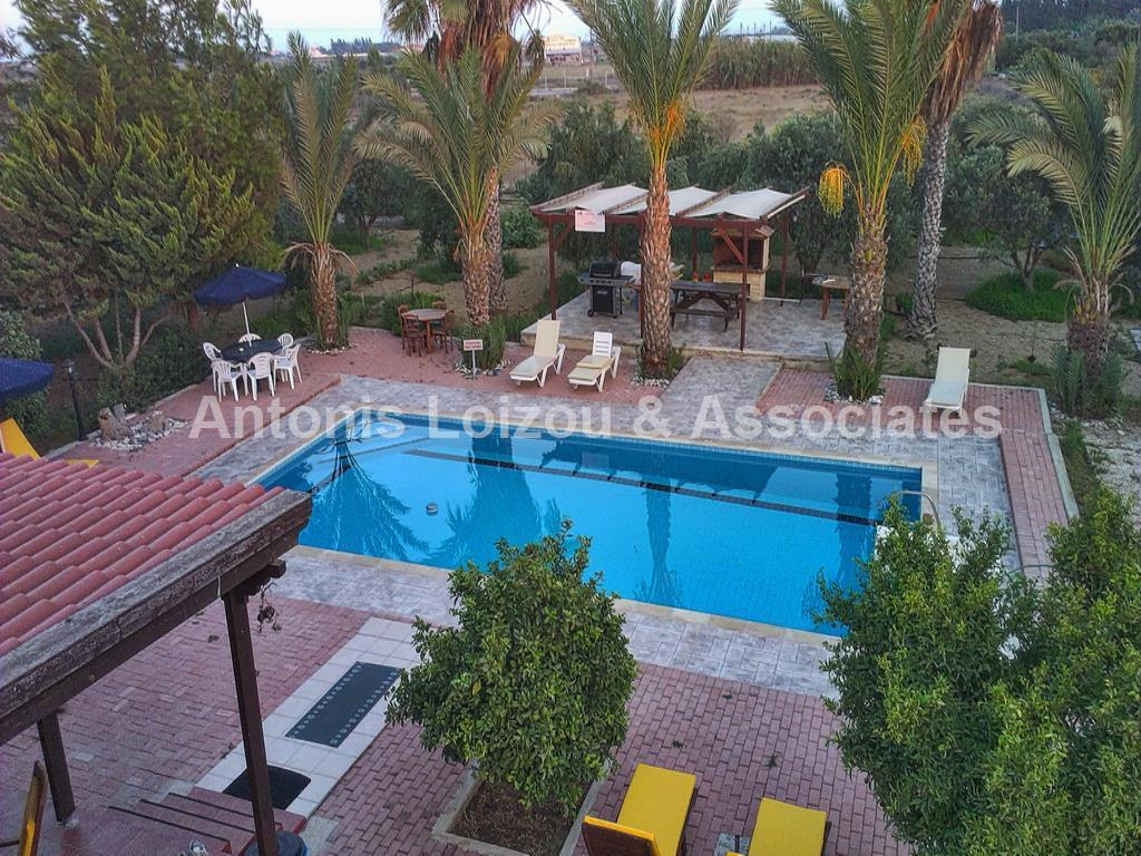 SHORT TERM RENT ONLY Three Bedroom Furnished house with swimmin properties for sale in cyprus
