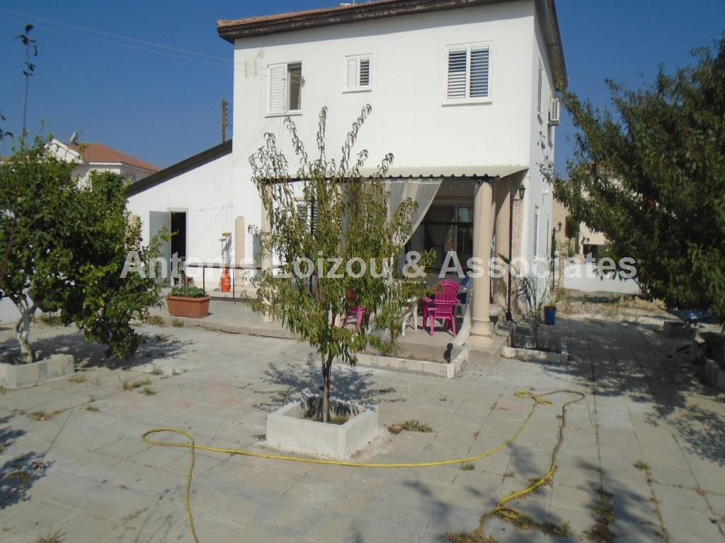 Three Bedroom Timber Framed Detached House + Studio Annex-Reduce properties for sale in cyprus