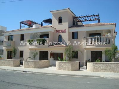 Ground Floor apa in Larnaca (Kiti) for sale