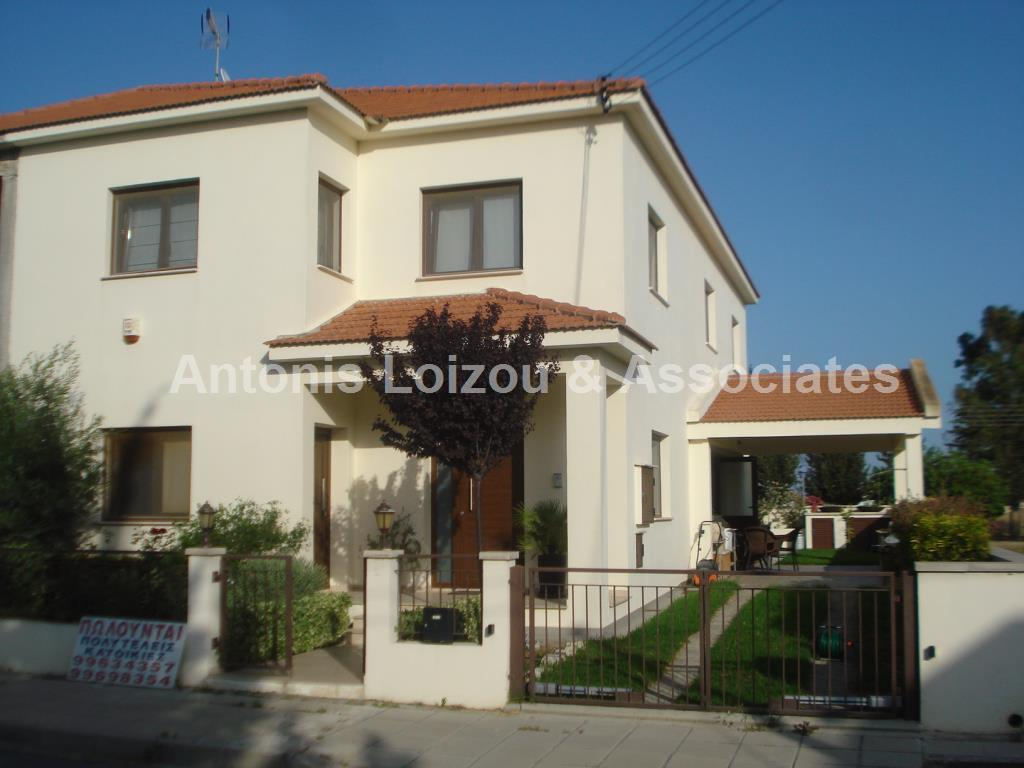 Semi detached Ho in Larnaca (Kiti) for sale