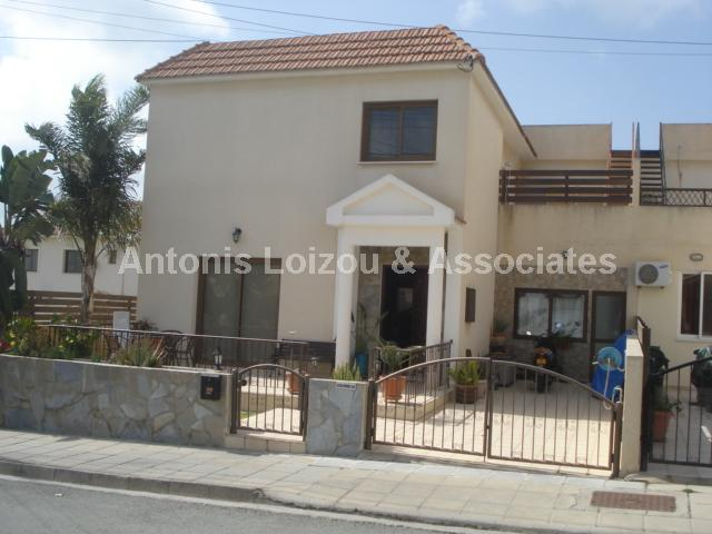 Semi detached Ho in Larnaca (Krasas) for sale