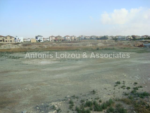 Land in Larnaca (Krasas) for sale