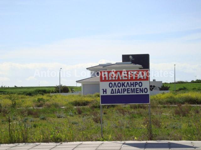 Land in Larnaca (Krasas) for sale