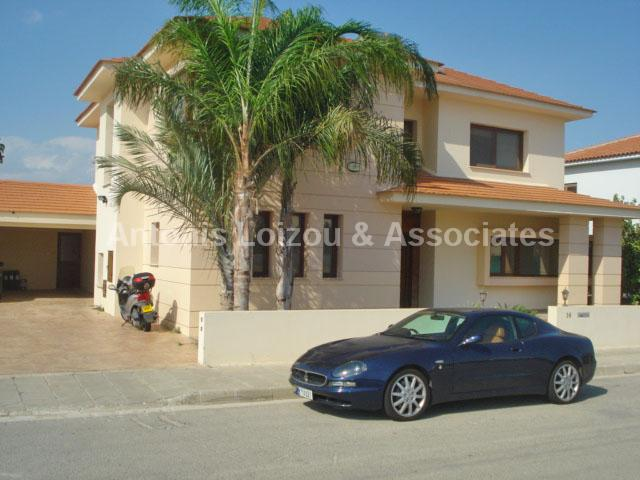 Detached House in Larnaca (Krasas) for sale