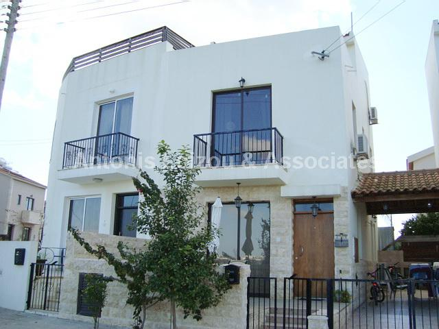 Three Bedroom Semi Detached House-Reduced properties for sale in cyprus