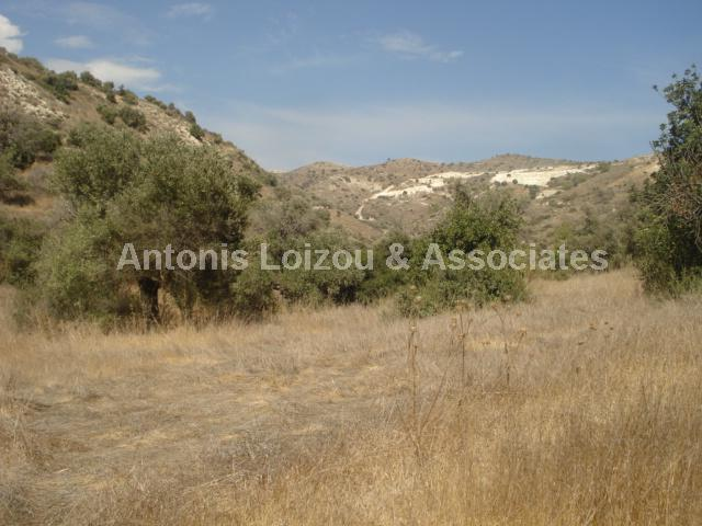 Land in Larnaca (Lageia) for sale