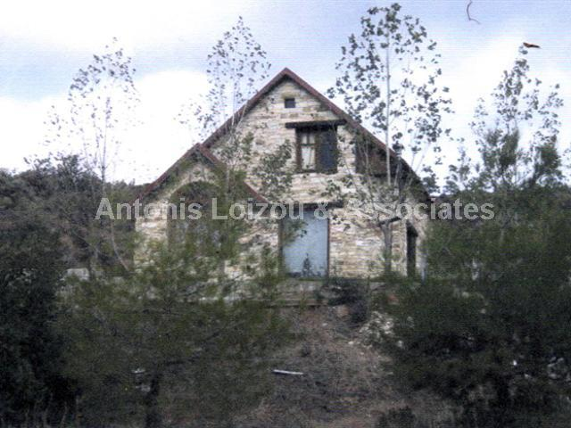 Three Bedroom Picturesque Hillside Stone House properties for sale in cyprus