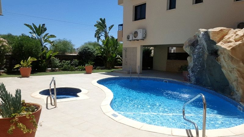 LUXURY 2 BEDROOM APARTMENT TERSEFANOU properties for sale in cyprus