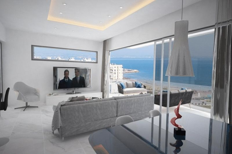 Luxury 2 Bedroom Apartment with Sea View, Mackenzie, Larnaca properties for sale in cyprus