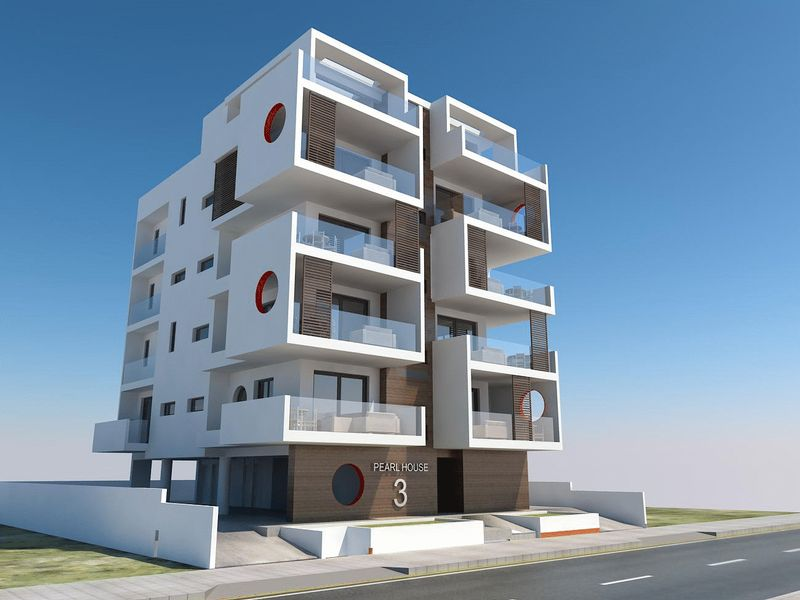 LUXURY 2 BEDROOM APARTMENTS FOR SALE - PEARL HOUSE 3, SKLAVENITIS AREA properties for sale in cyprus