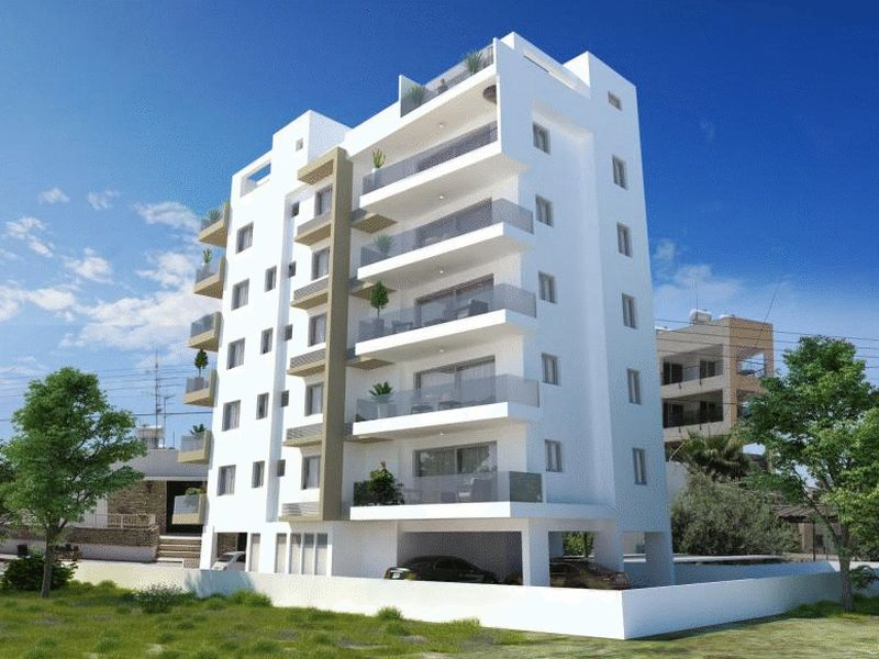 LUXURY 3 BEDROOM APARTMENT SEA VIEW, SAINT LAZARUS, LARNACA properties for sale in cyprus