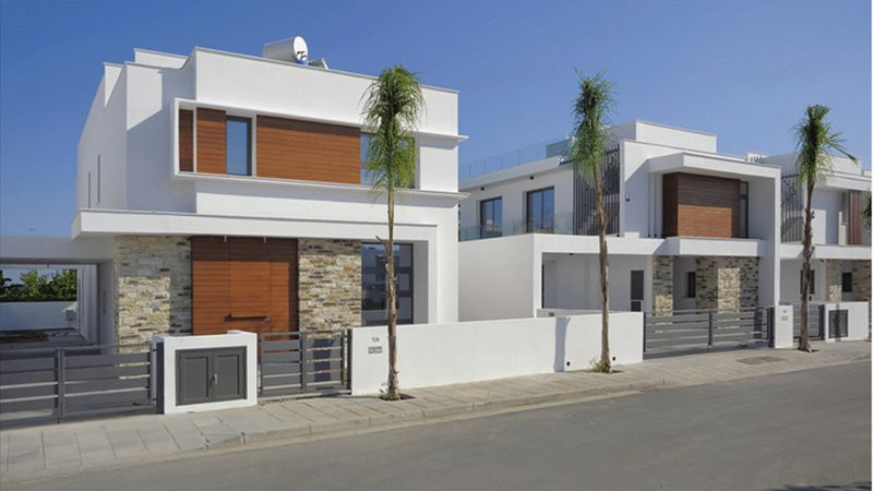 LUXURY 3 BEDROOM DETACHED VILLA WITH POOL, DHEKELIA ROAD properties for sale in cyprus