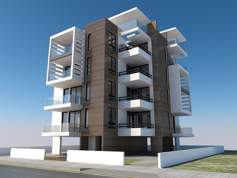 MARINA RESIDENCE, LUXURY 1 & 2 BEDROOM APARTMENT NEAR THE BEACH FOR SALE, PORT AREA properties for sale in cyprus