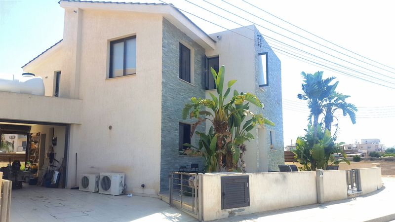 Modern 3 Bedroom Detached House, Xylotymvou properties for sale in cyprus