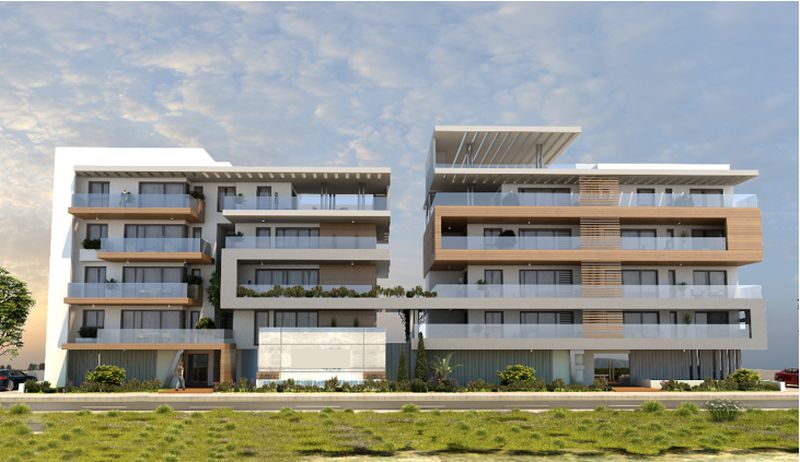 PARK RESIDENCE, LUXURY 2 & 3 BEDROOM APARTMENTS FOR SALE, DROSIA properties for sale in cyprus