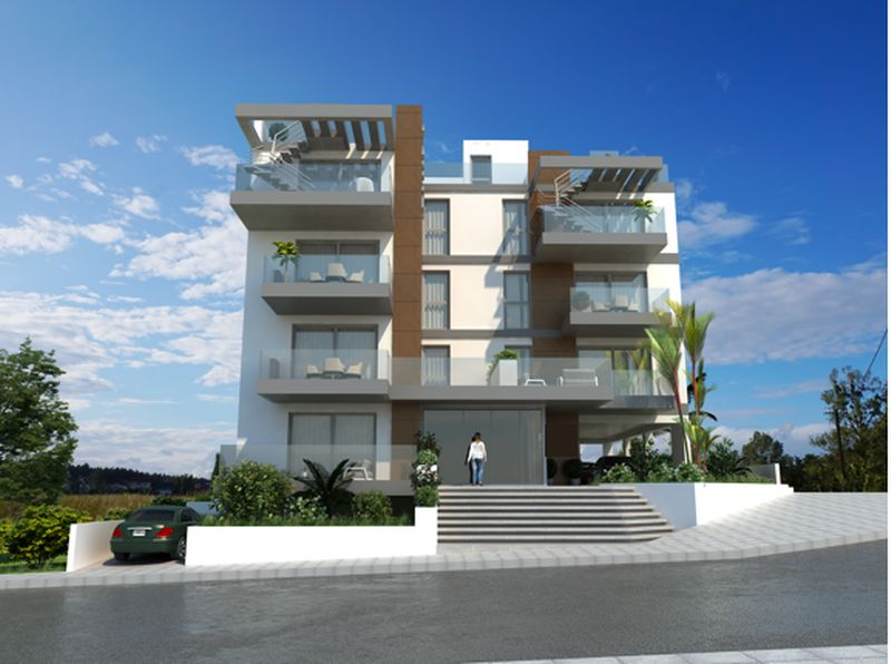 RESIDENCES 9 - BRAND NEW LUXURY 2 BEDROOM APARTMENTS FOR SALE - DROSIA properties for sale in cyprus