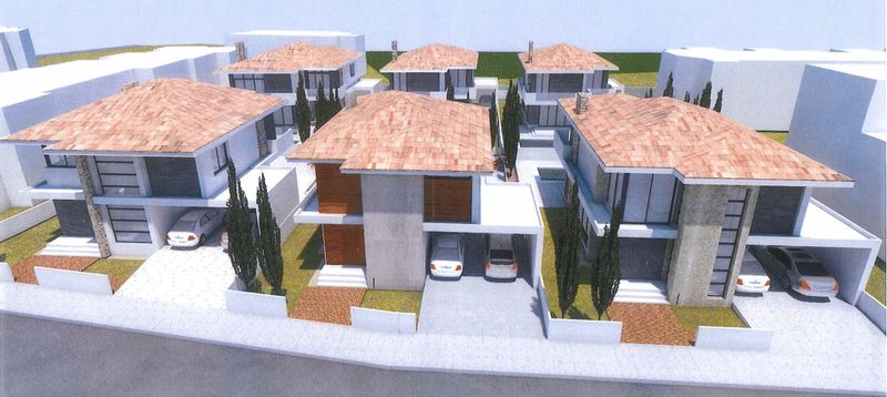 VERGI COASTAL RESIDENCES - 6 LUXURY SEA VIEW DETACHED HOUSES FOR SALE, DEKELIA properties for sale in cyprus