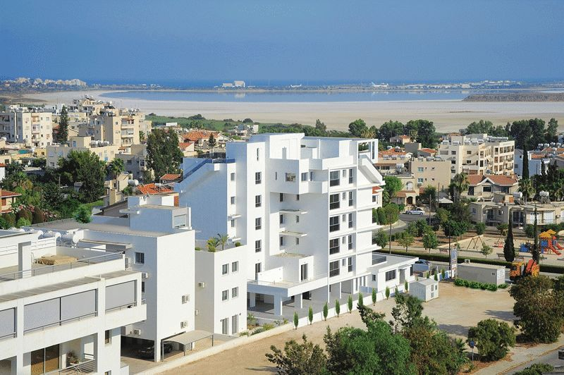 Three Bedroom Penthouse with Roof Garden and Title Deeds in Larnaca properties for sale in cyprus