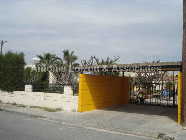 Four Bedroom Semi Detached House-Reduced properties for sale in cyprus