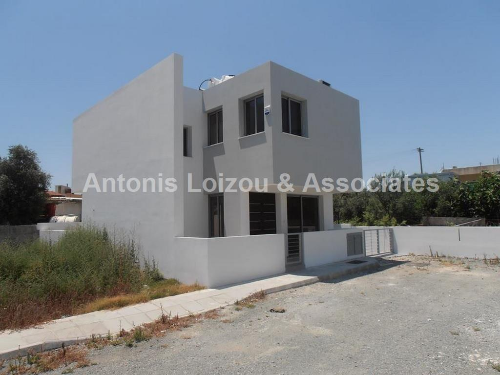 Three Bedroom New Semi-Detached Houses properties for sale in cyprus