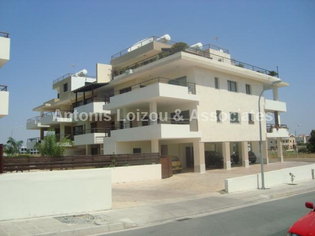Three Bedroom Penthouse Apartment with large Verandas properties for sale in cyprus