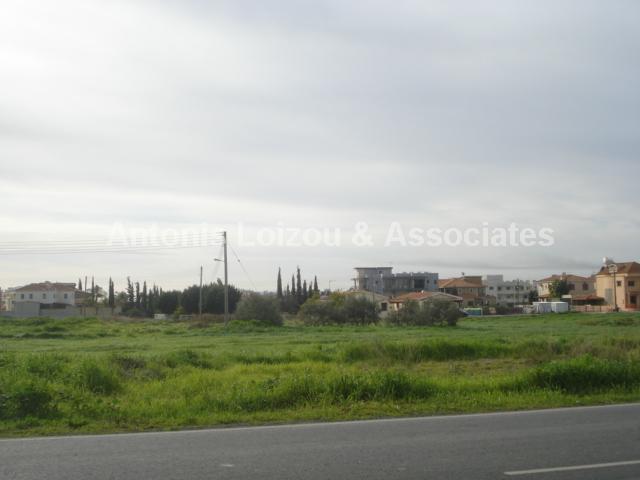 Land in Larnaca (Livadia) for sale