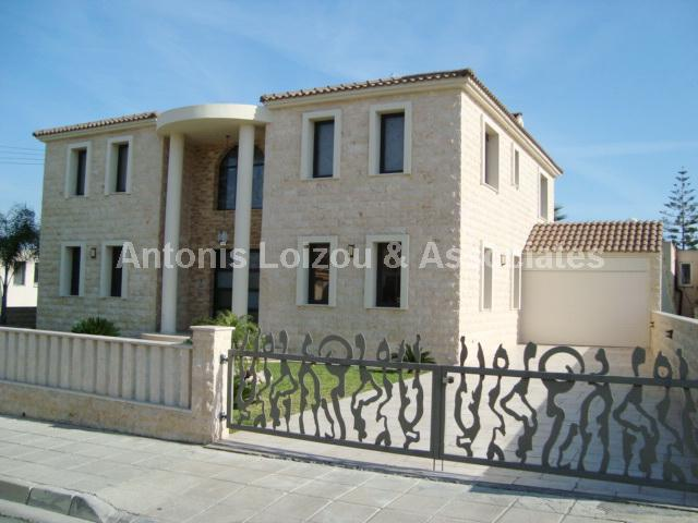 Four Bedroom Luxury Detached House-Reduced properties for sale in cyprus