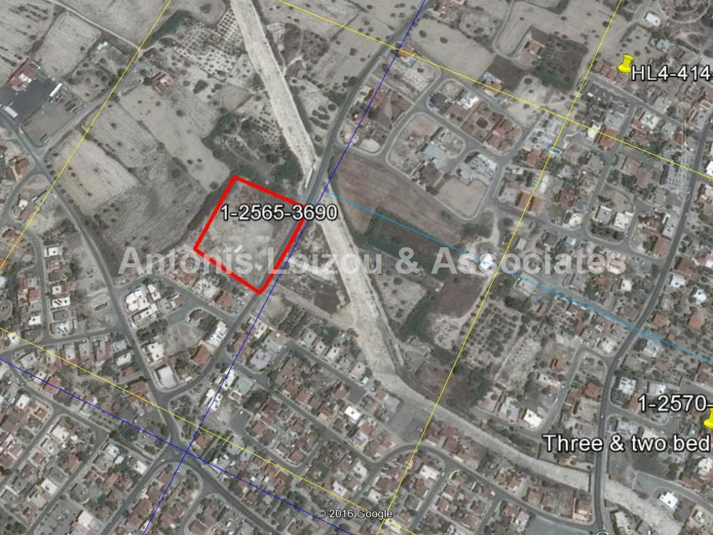 Field in Larnaca (Livadia) for sale