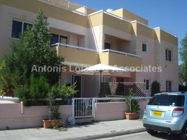 Ground Floor apa in Larnaca (Livadia) for sale