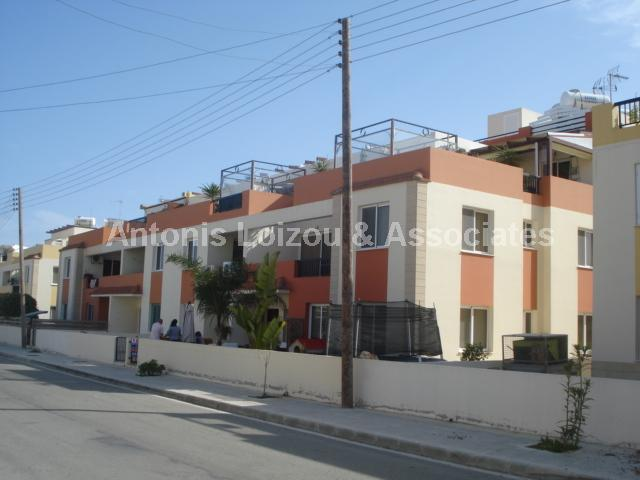 Ground Floor apa in Larnaca (Livadia) for sale