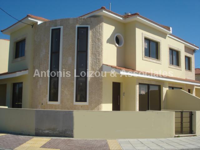 Semi detached Ho in Larnaca (Livadia) for sale