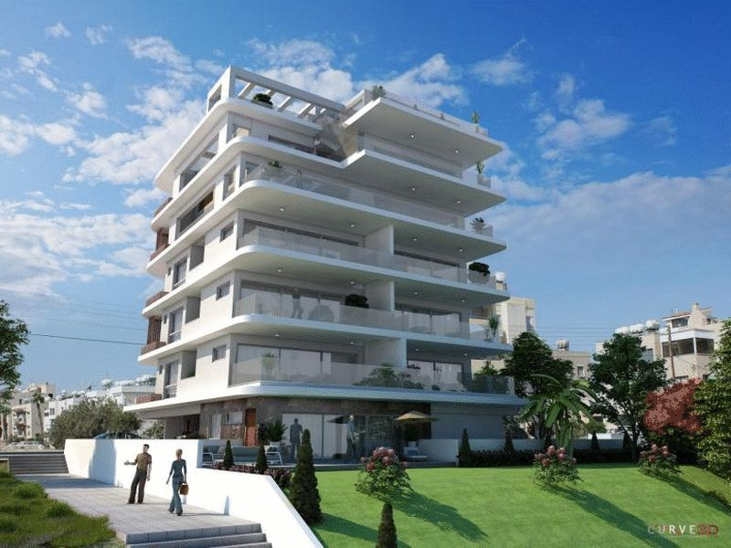 Luxury 3 Bedroom Whole Floor Apartment with Sea View, Mackenzie, Larnaca properties for sale in cyprus