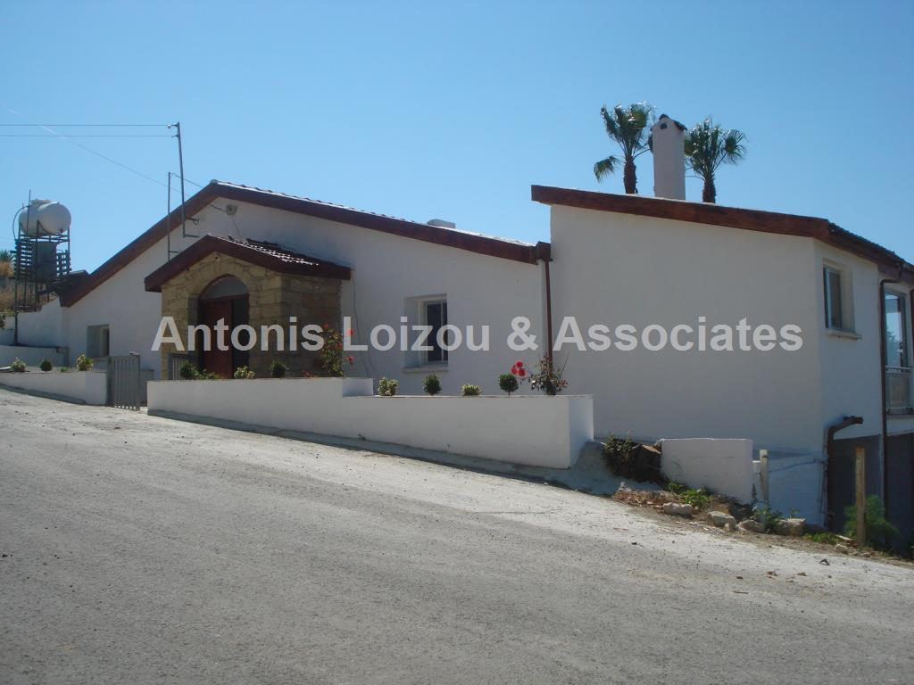 Detached House in Larnaca (Maroni) for sale