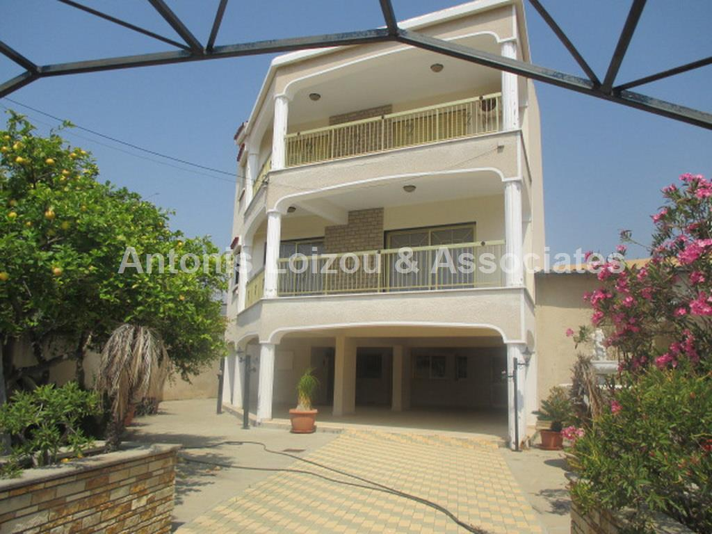 Detached House in Larnaca (Mazotos) for sale