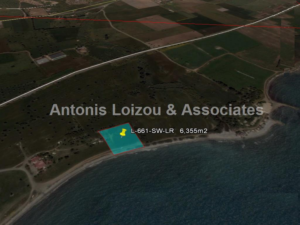 Field in Larnaca (Mazotos) for sale