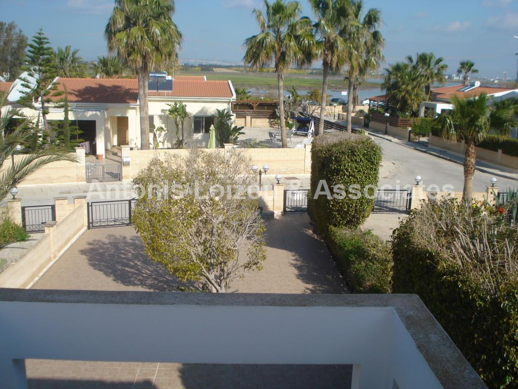Three Bedroom Detached Beach Front House - Meneou properties for sale in cyprus
