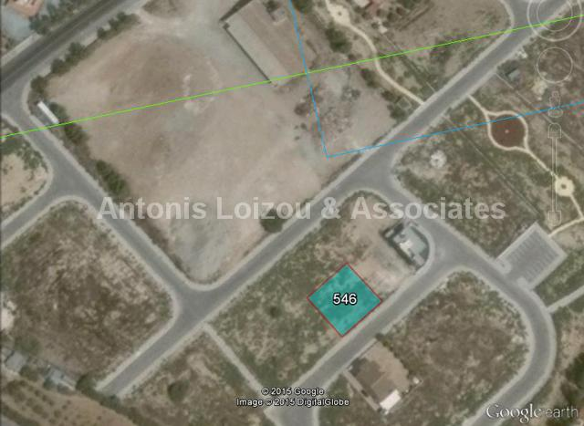 Land in Larnaca (Meneou) for sale