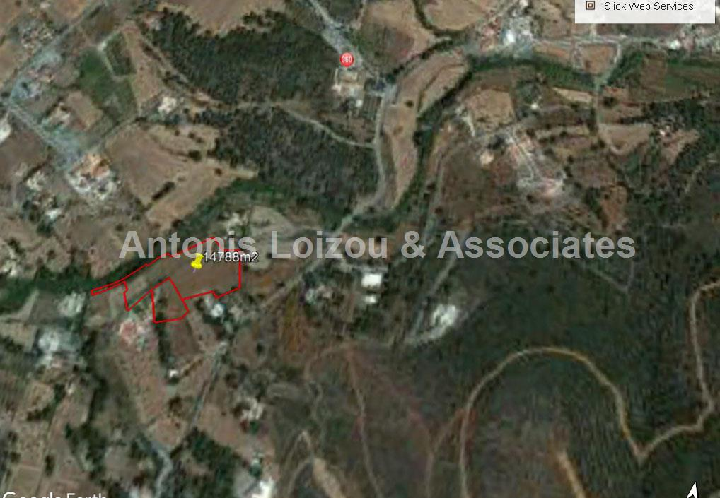 Land in Larnaca (Mosphiloti) for sale