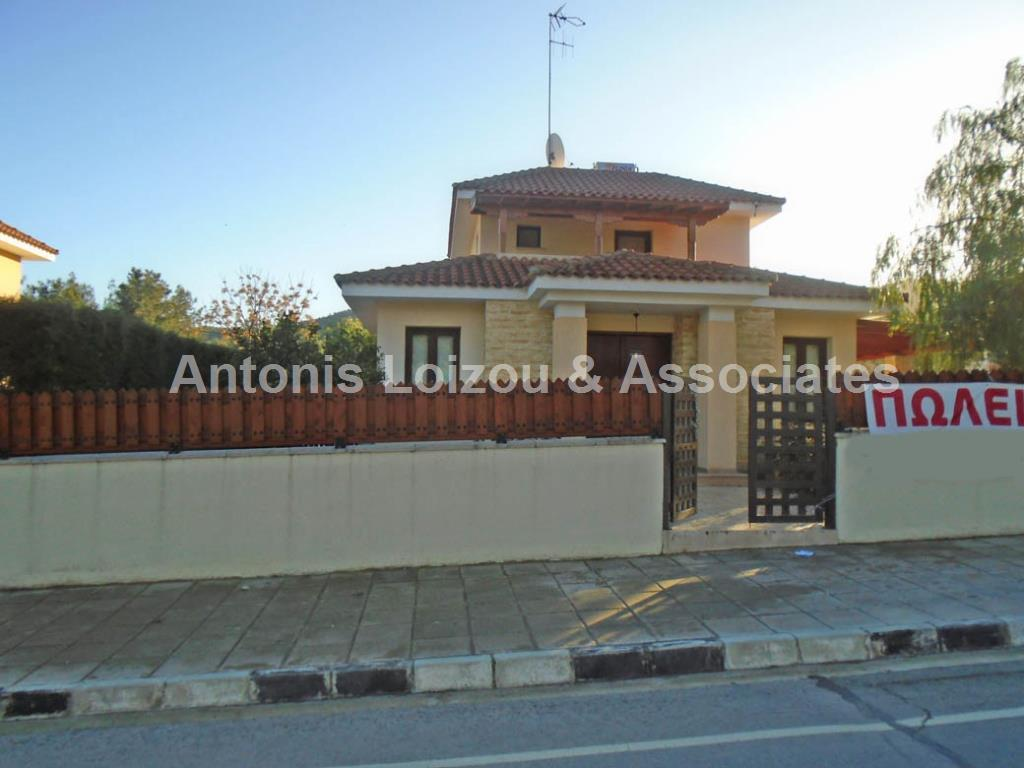 Detached House in Larnaca (Mosphiloti) for sale