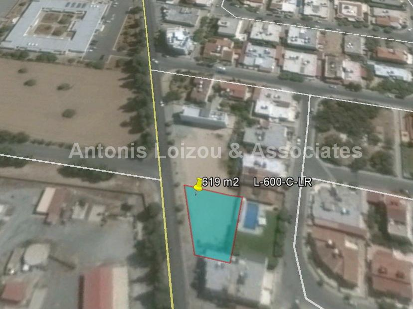 Land in Larnaca (New Hospital) for sale