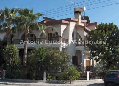 Detached House in Larnaca (New Hospital) for sale
