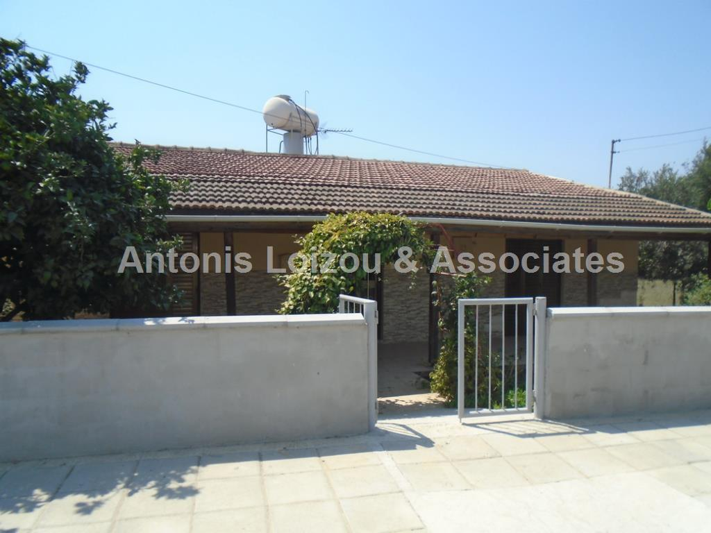 Detached House in Larnaca (Larnaca) for sale