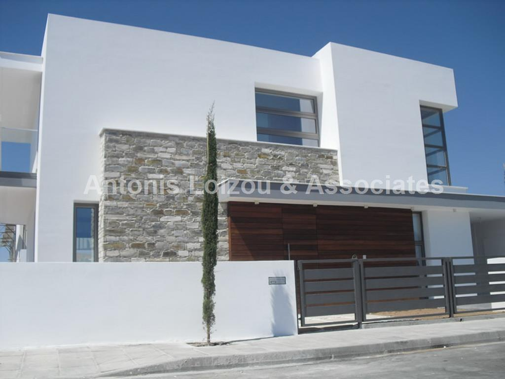 Four Bedroom Linked Detached Houses properties for sale in cyprus