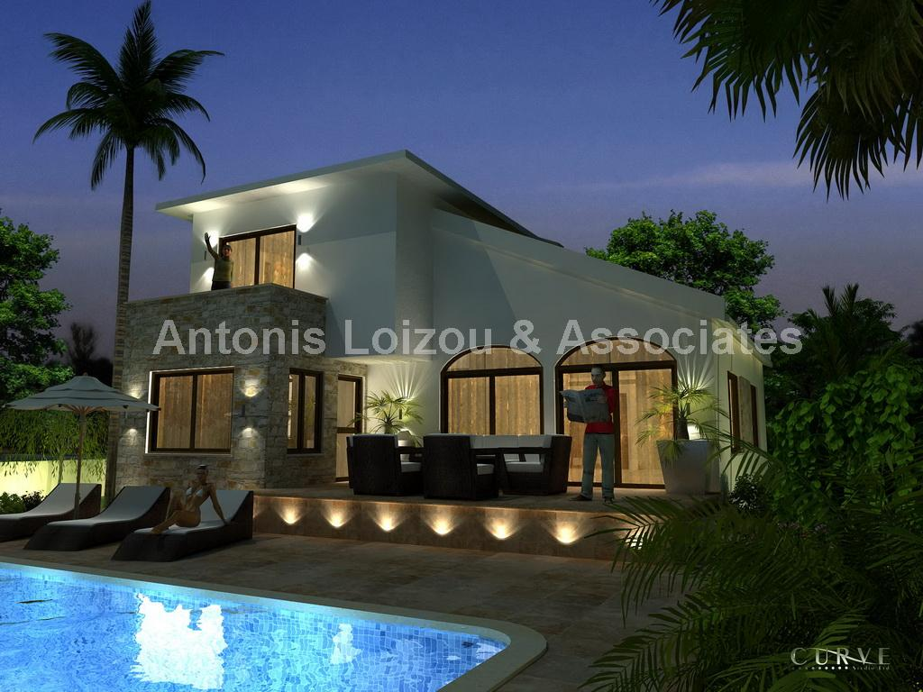 Five Bedroom Detached Luxury Villa properties for sale in cyprus