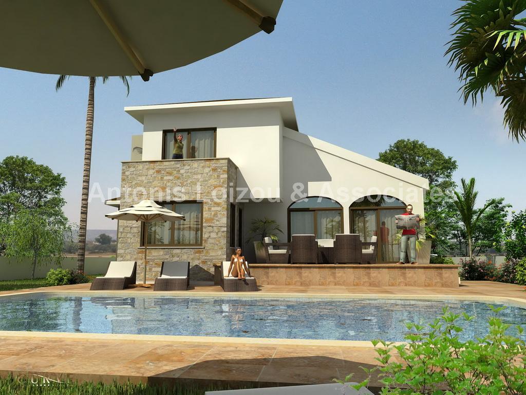 Five Bedroom Detached Luxury Villa properties for sale in cyprus