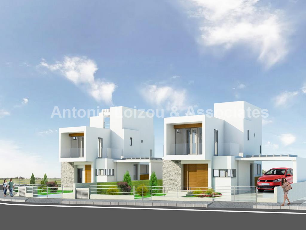 Detached House in Larnaca (Off Dhekelia Road) for sale