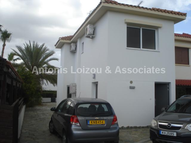 Semi detached Ho in Larnaca (Off Dhekelia Road) for sale