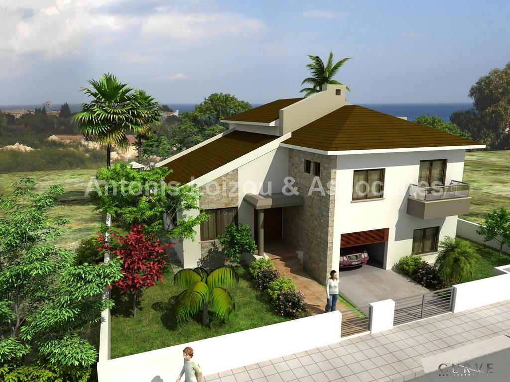 Villa in Larnaca (Off Dhekelia Road) for sale