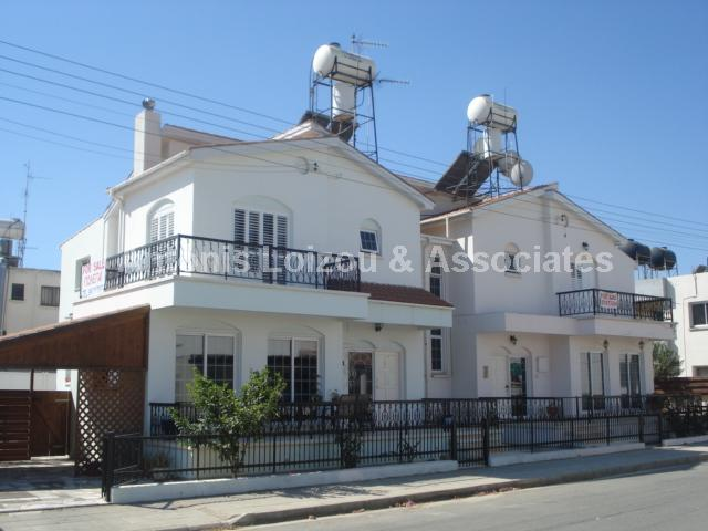 Semi detached Ho in Larnaca (Off Dhekelia Road) for sale