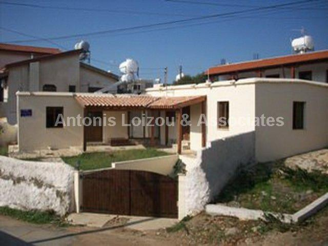 Two Bedroom Bungalow - Reduced properties for sale in cyprus